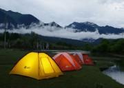 川藏沿线哪里可以搭建帐篷